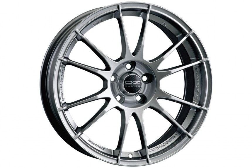 OZ Ultraleggera Chrystal Titanium W0171220361 Wheel Image for MINI - Lohen